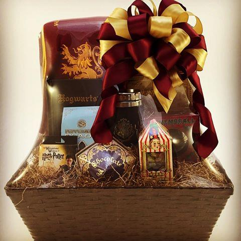 Harry Potter Universal Gifts Baskets Florals