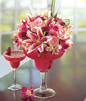 Cocktail Flowers