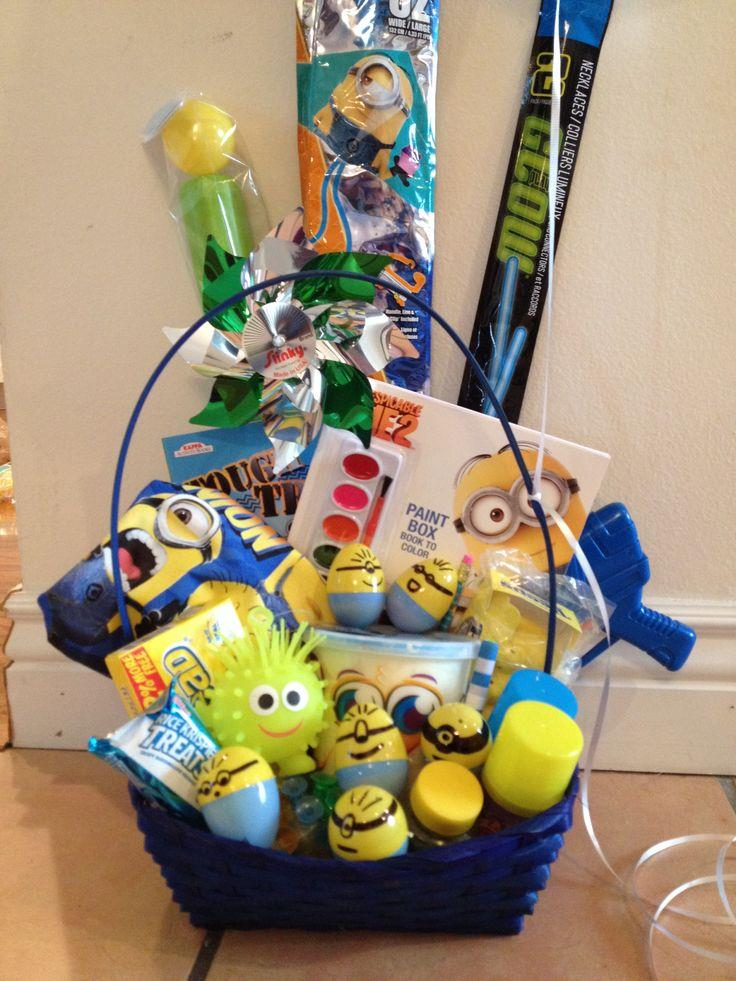 despicable me transformers Gift Baskets and Florals - Specialty Baskets Orlando Fl