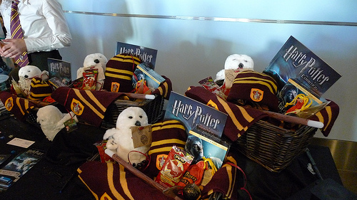All Harry Potter Baskets Can Be Downgraded In Cost And Are Customized To Fit The Individual Depending On Ones Age Gender Likes Dislikes Budget